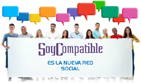 conocer personas red social